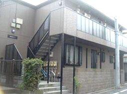東京都板橋区桜川3丁目の賃貸アパートの外観