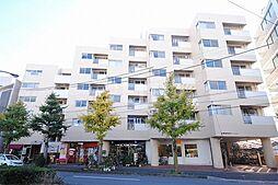 京福修学院マンション[6階]の外観