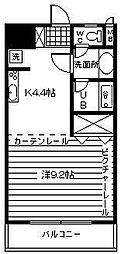ism[303号室]の間取り