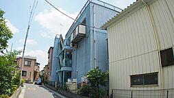 埼玉県川口市大字辻の賃貸マンションの外観