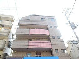 東京都江東区海辺の賃貸マンションの外観