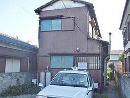 埼玉県越谷市川柳町3丁目の賃貸アパートの外観