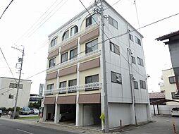 長野県飯田市本町4丁目の賃貸マンションの外観