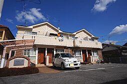 [テラスハウス] 愛媛県松山市平井町 の賃貸【/】の外観