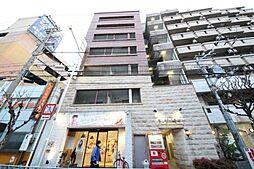大阪府東大阪市足代2丁目の賃貸マンションの外観
