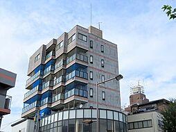 シャトレー西小路[5階]の外観