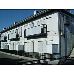 静岡県藤枝市時ケ谷の賃貸アパートの外観