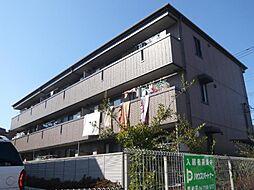 千葉県柏市新柏4丁目の賃貸マンションの外観