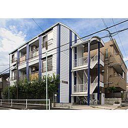 blu casa ARATA[3階]の外観