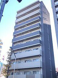 東京都府中市寿町2丁目の賃貸マンションの外観