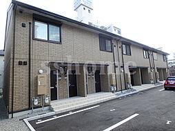 兵庫県神戸市灘区岩屋中町3丁目の賃貸アパートの外観