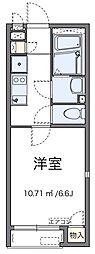 グレシア井口[2階]の間取り