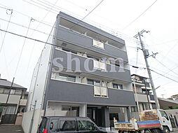 兵庫県神戸市東灘区魚崎北町1丁目の賃貸アパートの外観