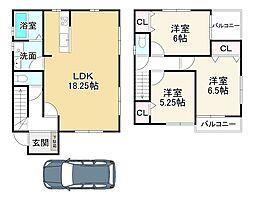 近鉄丹波橋駅 2,980万円