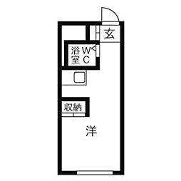 バスセンター前駅 2.6万円