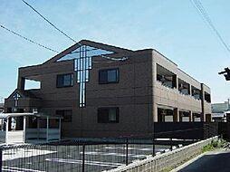 愛知県一宮市開明字出屋敷の賃貸アパートの外観