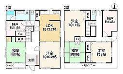 武庫之荘駅 7,380万円