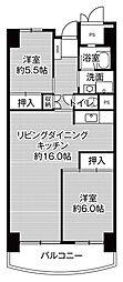 【敷金礼金0円!】ビレッジハウス香椎浜タワー