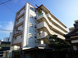 岡本ハイツ[102号室]の外観