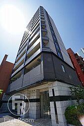 東京都品川区北品川1丁目の賃貸マンションの外観