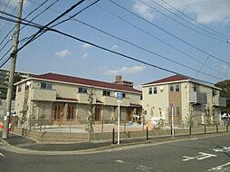 [テラスハウス] 愛知県名古屋市千種区茶屋が坂1丁目 の賃貸【/】の外観