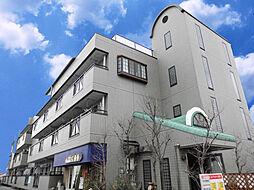 大阪府八尾市天王寺屋7丁目の賃貸マンションの外観