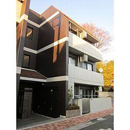 東京都三鷹市中原4丁目の賃貸マンションの外観