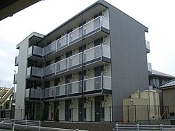 千葉県柏市あけぼの2丁目の賃貸マンションの外観