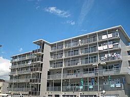 ウイング八日市[6階]の外観