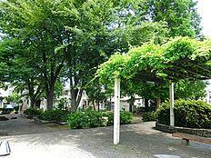 周辺環境:下高井戸西公園