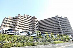 ライオンズマンション千里丘ガーデンシティ[10階]の外観