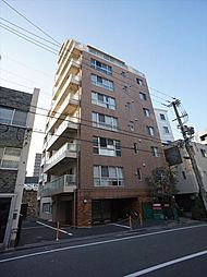 静岡県浜松市中区松城町の賃貸マンションの外観