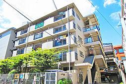 グリーンコーポ北加賀屋[2階]の外観