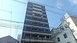 レジュールアッシュ福島CUEZ[6階]の外観
