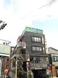 東京都調布市入間町2丁目の賃貸マンションの外観