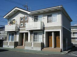 アンジェの郷 A棟[1階]の外観