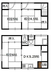 修大協創中高前駅 4.6万円