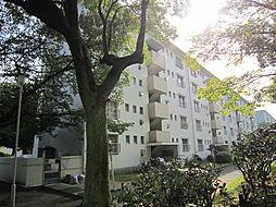 公団狭山住宅37棟[401号室]の外観