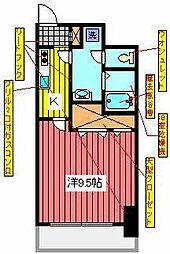 URBAN SELECT 川口並木[3階]の間取り