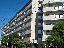 鶴見グランドハイツ[3階]の外観