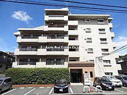 福岡県北九州市八幡西区青山2丁目の賃貸マンションの外観