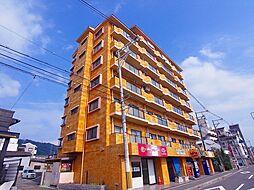 エステート野崎[4階]の外観