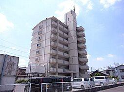 愛知県安城市池浦町池東の賃貸マンションの外観