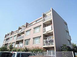 東京都足立区入谷2丁目の賃貸マンションの外観