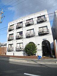 京都府京都市中京区西ノ京右馬寮町の賃貸マンションの外観