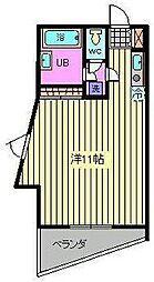 LAPUTAI[3階]の間取り