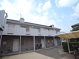 兵庫県高砂市中島3丁目の賃貸アパートの外観