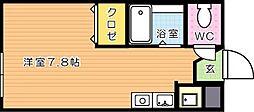 仮)LEGEND181 B棟(レジェンド181)[2階]の間取り