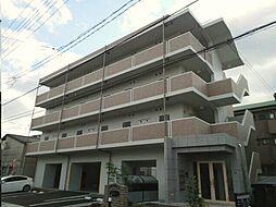 広島県福山市南本庄2丁目の賃貸マンションの外観