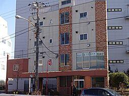 松栄ビル[3階]の外観